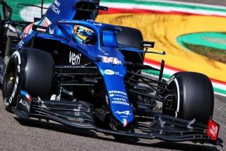 Las fotos del GP de Emilia Romaña F1 2021 - Miniatura 38