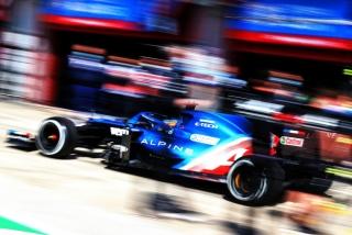 Las fotos del GP de Emilia Romaña F1 2021 - Miniatura 27