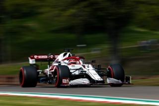 Las fotos del GP de Emilia Romaña F1 2021 - Miniatura 44