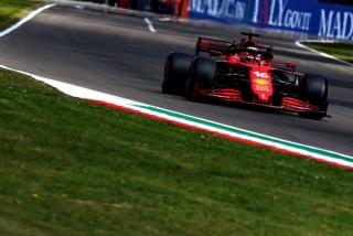 Las fotos del GP de Emilia Romaña F1 2021 - Miniatura 46