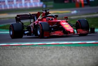 Las fotos del GP de Emilia Romaña F1 2021 - Miniatura 50