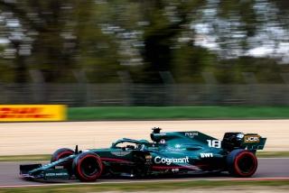 Las fotos del GP de Emilia Romaña F1 2021 - Miniatura 52