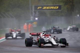 Las fotos del GP de Emilia Romaña F1 2021 - Miniatura 60