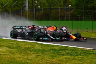 Las fotos del GP de Emilia Romaña F1 2021 - Miniatura 63
