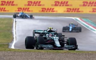 Las fotos del GP de Emilia Romaña F1 2021 - Miniatura 72