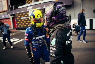 Las fotos del GP de Emilia Romaña F1 2021 - Miniatura 76