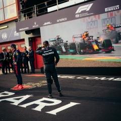 Las fotos del GP de Emilia Romaña F1 2021 - Miniatura 78