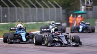 Las fotos del GP de Emilia Romaña F1 2021 - Miniatura 82