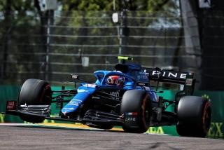 Las fotos del GP de Emilia Romaña F1 2021 - Miniatura 85