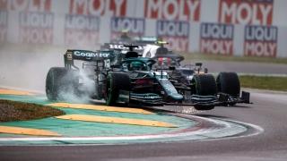 Las fotos del GP de Emilia Romaña F1 2021 - Miniatura 86