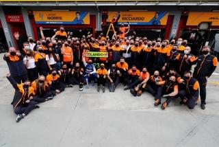 Las fotos del GP de Emilia Romaña F1 2021 - Miniatura 91