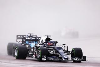 Las fotos del GP de Emilia Romaña F1 2021 - Miniatura 94