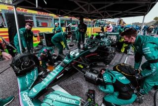 Las fotos del GP de Emilia Romaña F1 2021 - Miniatura 96