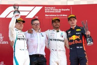 Fotos GP España F1 2018 Foto 183