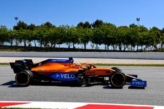 Las fotos del GP de España F1 2021 - Miniatura 13