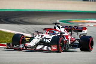 Las fotos del GP de España F1 2021 - Miniatura 21