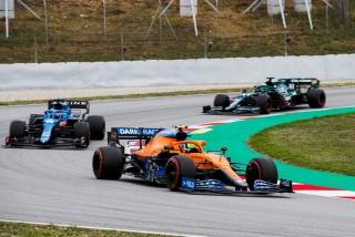 Las fotos del GP de España F1 2021 - Miniatura 33