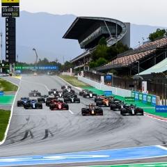 Las fotos del GP de España F1 2021 - Miniatura 34