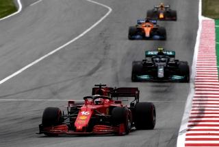 Las fotos del GP de España F1 2021 - Miniatura 43