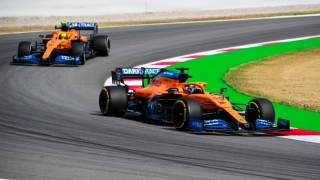 Foto 2 - Las fotos del GP de España F1 2020