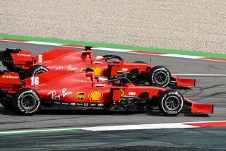Foto 3 - Las fotos del GP de España F1 2020