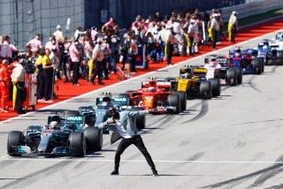 Fotos GP Estados Unidos F1 2017 Foto 99