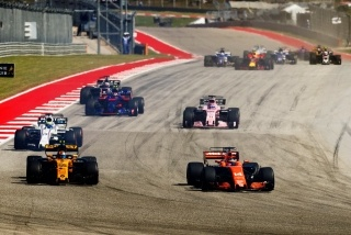 Fotos GP Estados Unidos F1 2017 Foto 101