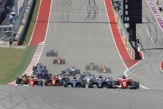 Fotos GP Estados Unidos F1 2017 Foto 104