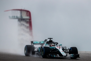 Fotos GP Estados Unidos F1 2018 Foto 4