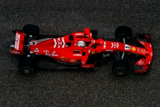Fotos GP Estados Unidos F1 2018 Foto 20