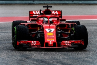 Fotos GP Estados Unidos F1 2018 Foto 27