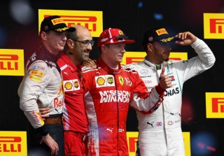 Fotos GP Estados Unidos F1 2018 Foto 93