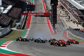 Fotos GP Estados Unidos F1 2019 Foto 63