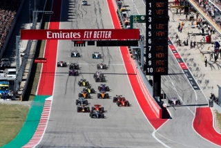 Fotos GP Estados Unidos F1 2019 Foto 93