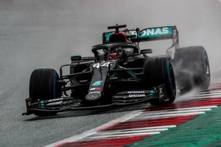Las fotos del GP de Estiria F1 2020 Foto 44