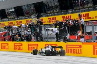 Las fotos del GP de Estiria F1 2020 Foto 69