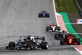 Las fotos del GP de Estiria F1 2021 - Miniatura 6