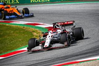 Las fotos del GP de Estiria F1 2021 - Miniatura 10