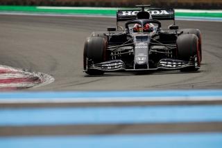 Las fotos del GP de Francia de F1 2021 - Foto 1