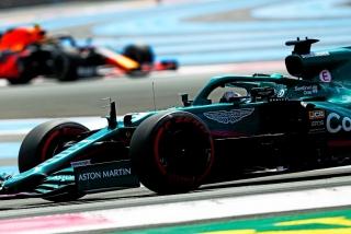 Las fotos del GP de Francia de F1 2021 - Miniatura 4
