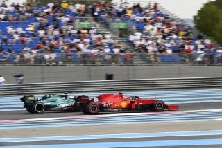 Las fotos del GP de Francia de F1 2021 - Miniatura 6