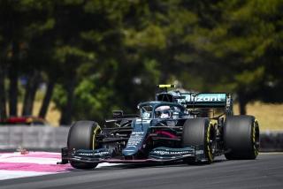 Las fotos del GP de Francia de F1 2021 - Miniatura 7