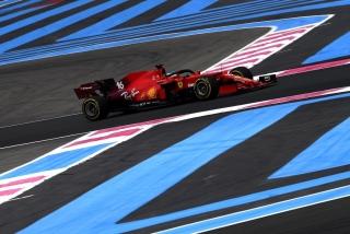 Las fotos del GP de Francia de F1 2021 - Miniatura 9