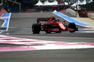 Las fotos del GP de Francia de F1 2021 - Miniatura 20