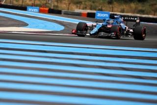 Las fotos del GP de Francia de F1 2021 - Miniatura 24