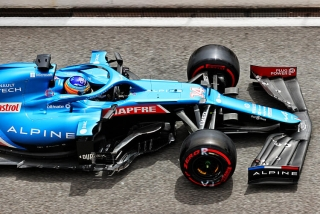 Las fotos del GP de Francia de F1 2021 - Miniatura 25