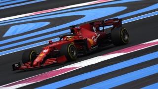 Las fotos del GP de Francia de F1 2021 - Miniatura 27