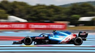 Las fotos del GP de Francia de F1 2021 - Miniatura 29