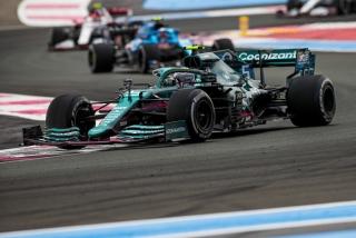 Las fotos del GP de Francia de F1 2021 - Miniatura 36