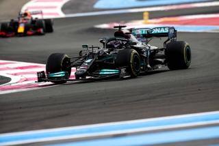 Las fotos del GP de Francia de F1 2021 - Miniatura 37